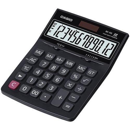 Calculadora Simples Casio DZ-12S-W-D 12 dígitos
