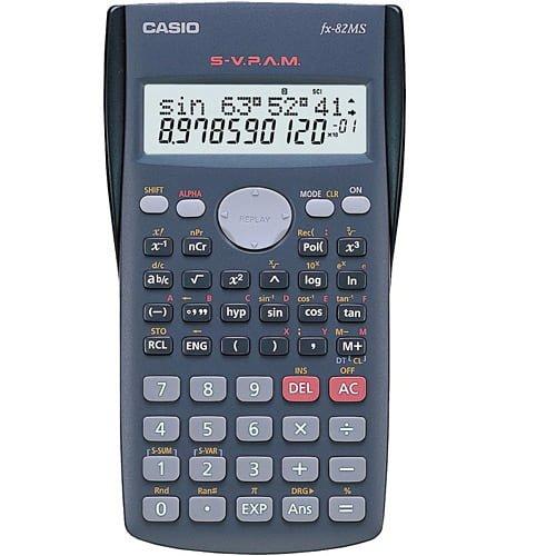 Calculadora Científica Preço FX-82MS Cásio