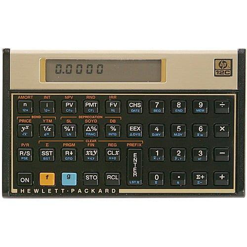Calculadora HP12C Gold Preço